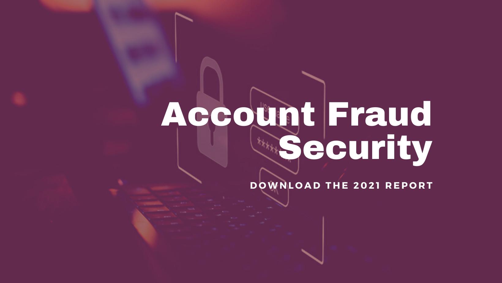 account fraud security